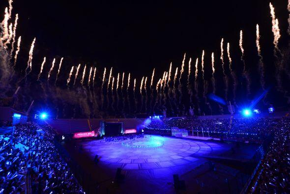 Veracruz se despidió de los XXII Juegos Centroamericanos y del Ca...
