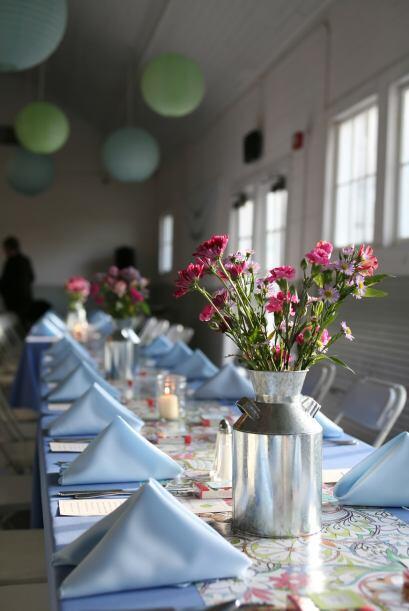 Centros de mesa para tu boda que puedes hacer - Univision