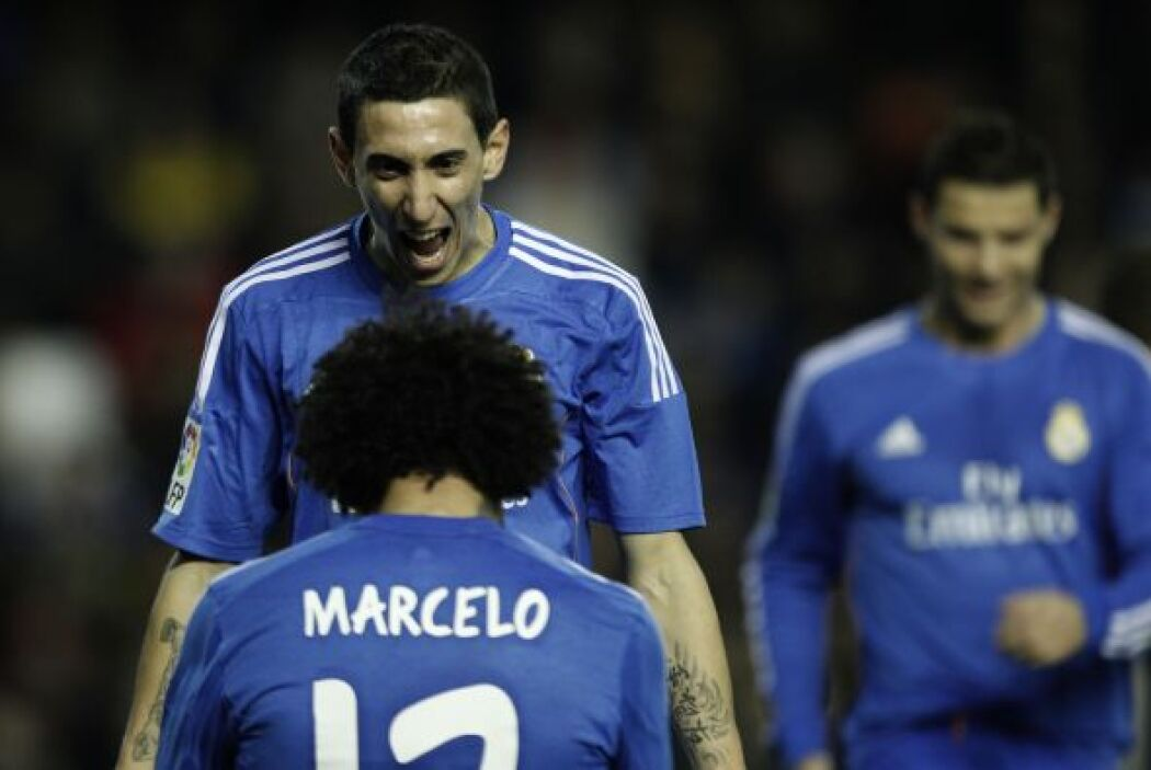 El primer gol llegaba al minuto 28 con factura argentina en una excelent...