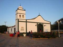 Parroquia de Nuestra Señora de Guadalupe en estado Falcón,...