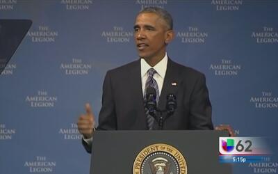 Obama anuncia cambios en los servicios para veteranos