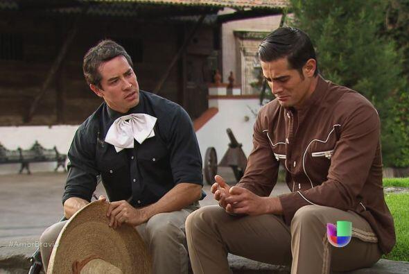 Rodolfo se siente devastado, Natalia, la mujer de su vida, se casa ese d...