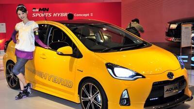 Los autos eficientes y compactos fueron la constante en el Salón del Aut...
