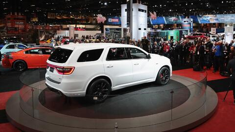 Una muestra de lujo y tecnología en el Auto Show de Chicago
