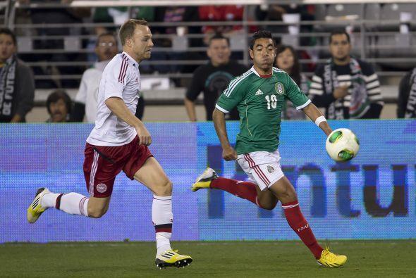 México jugó muchos partidos en este 2013. Un total de 25 encuentros dond...