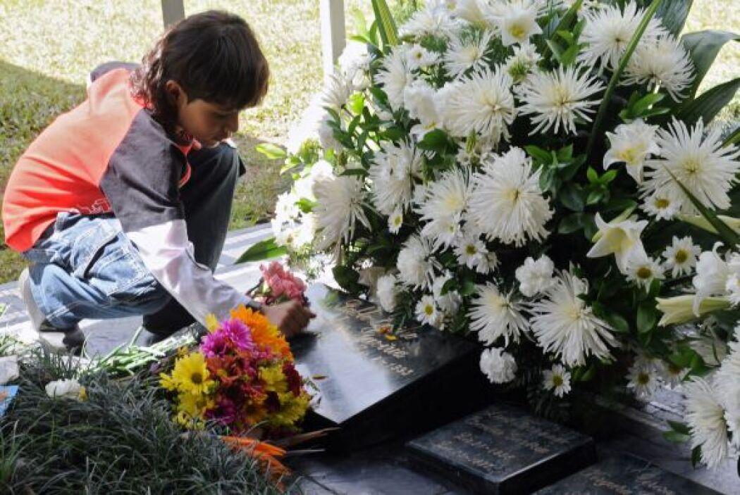Escobar fue baleado el 2 de diciembre de 1993 por la polícia colombiana...