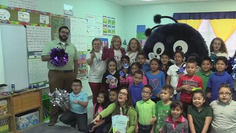 'Campaña de amabilidad' busca aumentar la autoestima de los niños texano...