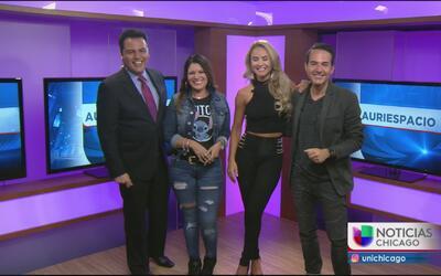 Diana Reyes, Ximena Córdoba y Carlos Calderón te invitan al Fiestón