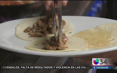 ¿Tacos contra pupusas? Así se vive un partido entre México y El Salvador