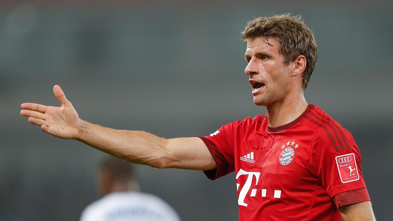 Thomas Müller es el gran objeto de deseo del Manchester United.