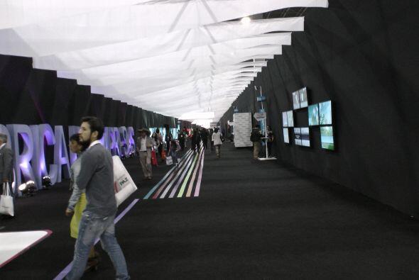 La Semana del Emprendedor, informaron los organizadores, fue el espacio...