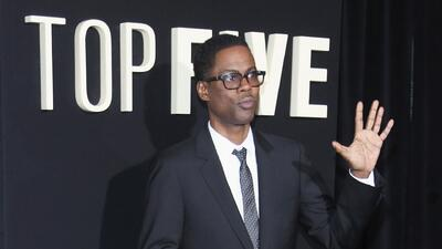 Chris Rock logró reunir a sus actores favoritos en 'Top Five'