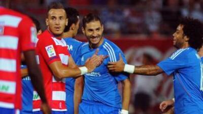 El tempranero gol de Benzema fue lo único que marcó la diferencia en un...