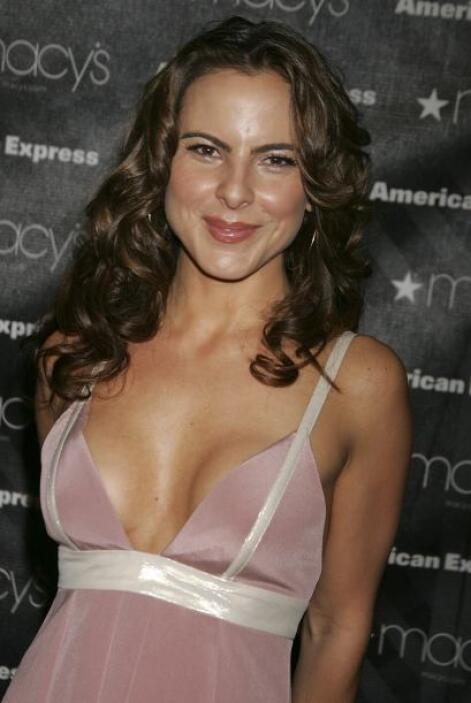 KATE DEL CASTILLO - Primero se consagró como actriz de telenovelas en Mé...