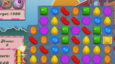 Millones contagiados con Candy Crush