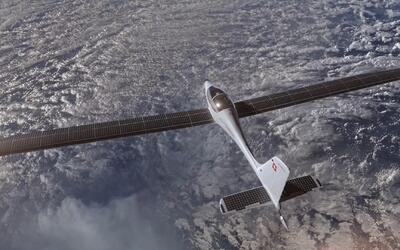 SolarStratos, el primer avión solar que llega al espacio