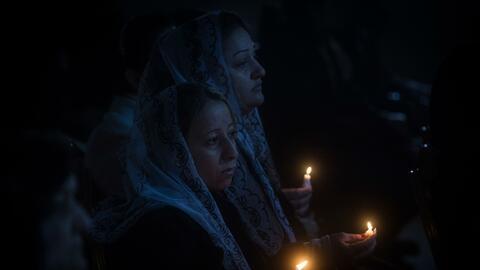 Iraquíes cristianos volverán a festejar Navidad en Bartella tras liberac...