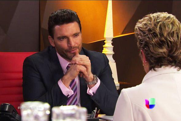 No doña Greta, no le haga caso a Patricio, Sofía debe saber quién es su...