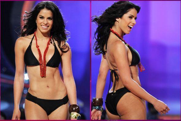 Desde su audición para Nuestra Belleza Latina, los jueces asegura...