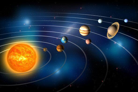 La mayoría del nombre de los planetas data del Imperio Romano, más o men...