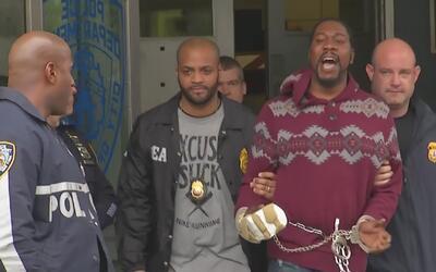 Presuntos miembros de una peligrosa pandilla fueron capturados en El Bronx