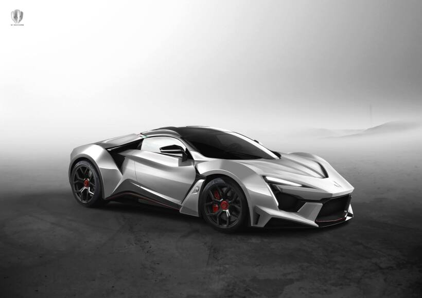 W Fenyr SuperSport