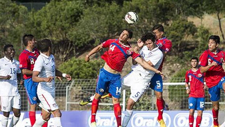 Costa Rica derrotó a Estados Unidos en el Torneo de Toulon CostaRica.jpg