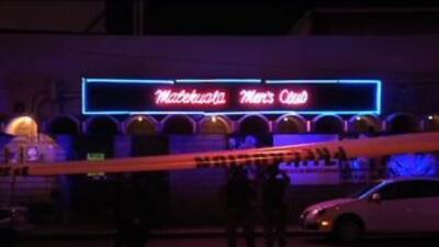 Las instalaciones del bar fueron interceptadas por supuestos miembros de...