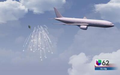 Planean que aviones comerciales puedan defenderse de misiles