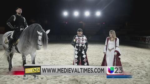 Otra Onda en Noticias 23: Medieval Times