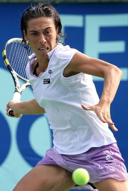 Puesto 6: Se mantuvo Francesca Shiavone de Italia con 5175 puntos.