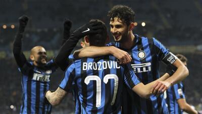 Inter de Milán hace labor caritativa a través de su fundación Inter Campus.