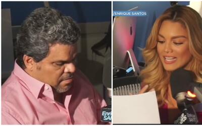 Sensual 'radionovela' con Zuleyka Rivera y Luis Guzmán