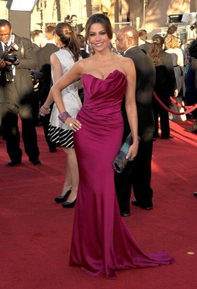 Para los SAG 2012, uno de los vestidos más memorables fue nuevame...