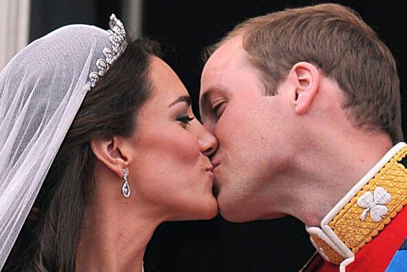 La boda real fue el marco para que esta bella pareja, el Príncipe Willia...