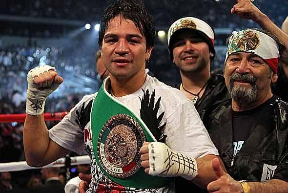Gómez acabó con su rival y mantuvo el título welter Continental de las A...