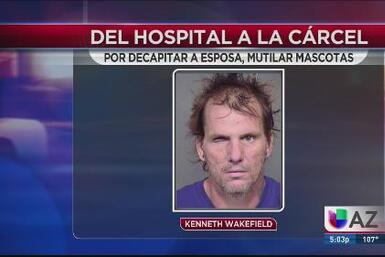 A la cárcel sospechoso de decapitar a mujer