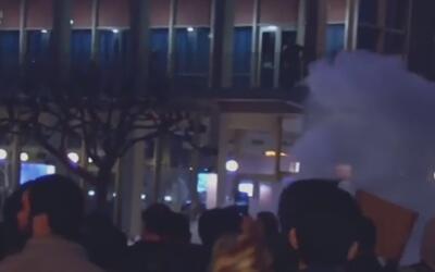 Secuelas de los disturbios en la Universidad de Berkeley