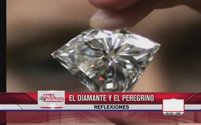 Reflexión: el diamante y el peregrino