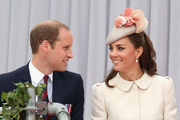 El príncipe William y Kate Middleton están esperando su segundo hijo.