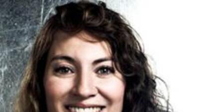 Adriana Arango es 'Ruby' en Rosario Tijeras.