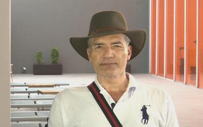 """Exlíder de las autodefensas en Michoacán: """"No existe la seguridad en Méx..."""