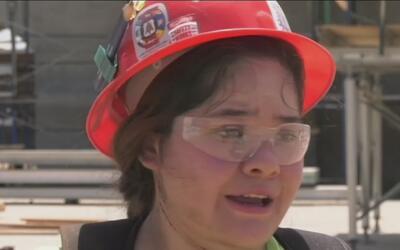 Aumenta participación de mujeres en trabajos de construcción, según estudio