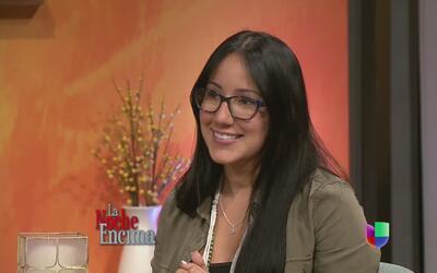 Natasha Isel habla de cómo se ha convertido en una influencer en las red...