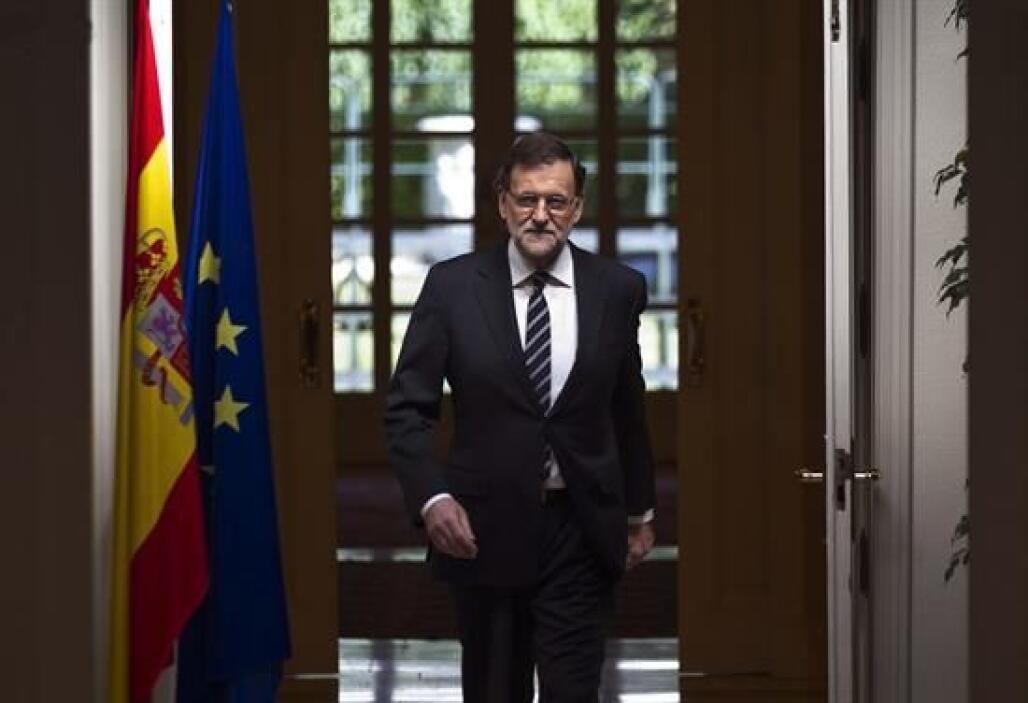 """Rajoy recordó el papel del rey en la transición democrática y dijo que """"..."""