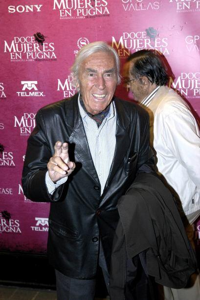 """Guillermo Murray, su hijo, dijo para la """"Revista TVNotas""""  hac..."""
