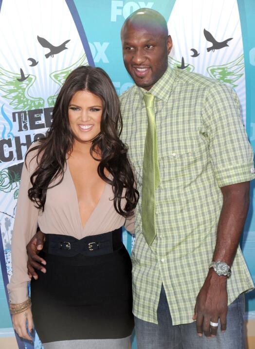 Khloe Kardashian y Lamar