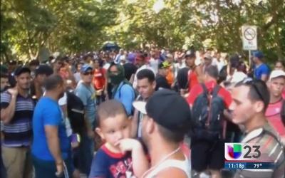 ¿Por qué la crisis de cubanos en Centroamérica?
