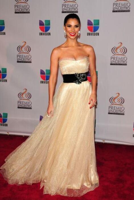 Roselyn Sánchez llegó a la televisión como modelo en el show puertorriqu...