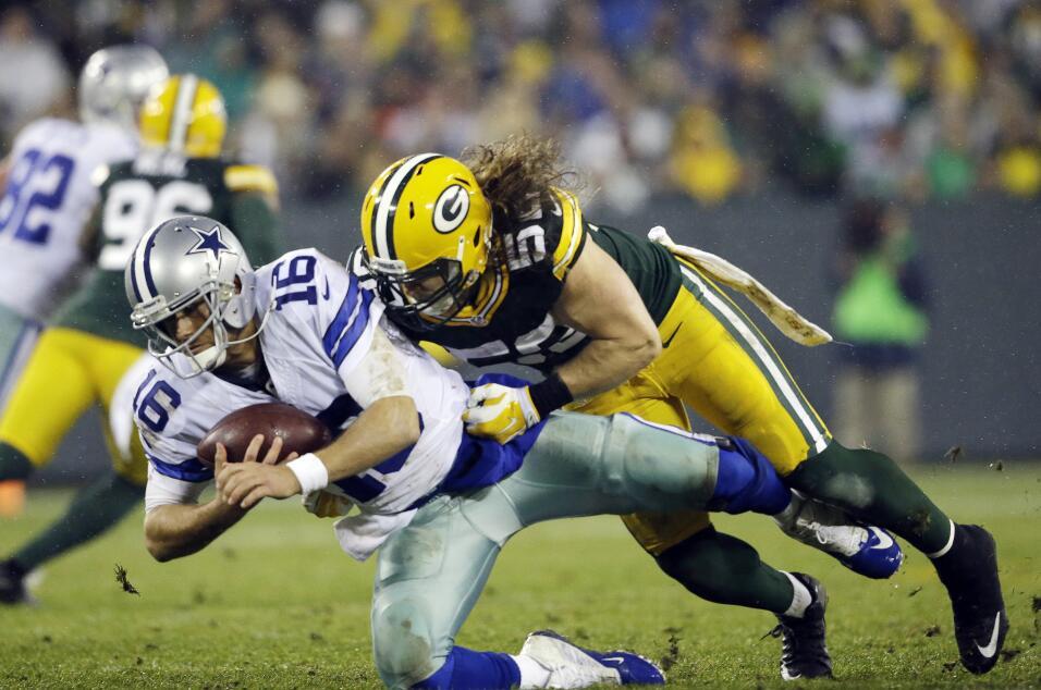 Los Green Bay Packers vencieron 28 - 7 a los Dallas Cowboys para colocar...